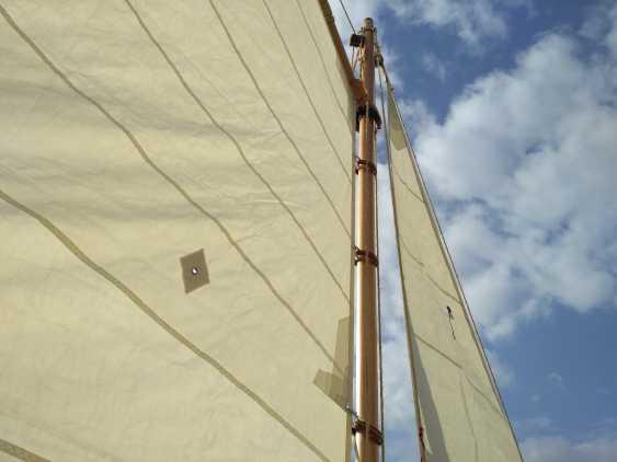 Igor Marukha. Wooden sailing rowing boat Whitehall - photo 15