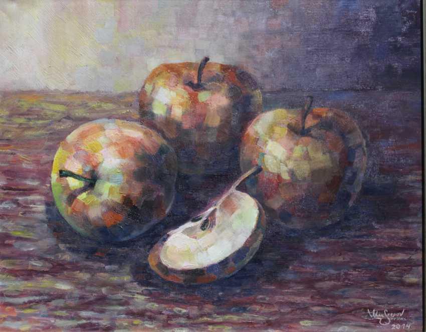 Syrym Mussirep. Three and a half an Apple. - photo 1