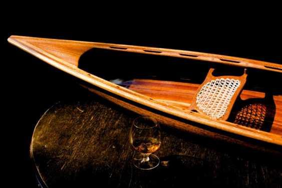 Igor Marukha. Canoe model - photo 2