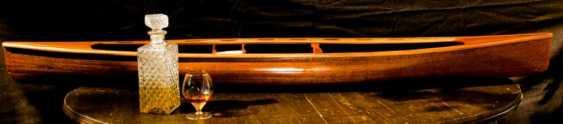 Igor Marukha. Canoe model - photo 4