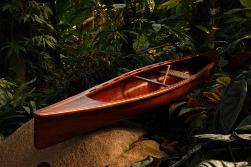 Igor Marukha. Canoe model - photo 6