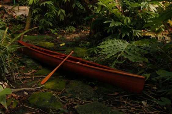 Igor Marukha. Canoe model - photo 7