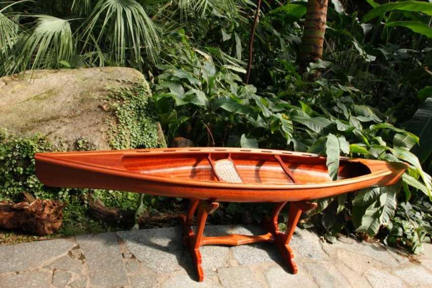Igor Marukha. Canoe model - photo 8