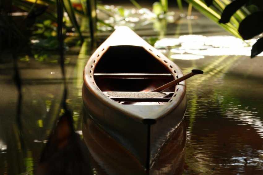 Igor Marukha. Canoe model - photo 9
