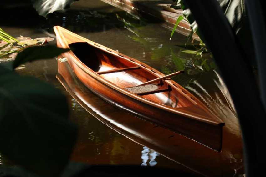Igor Marukha. Canoe model - photo 10
