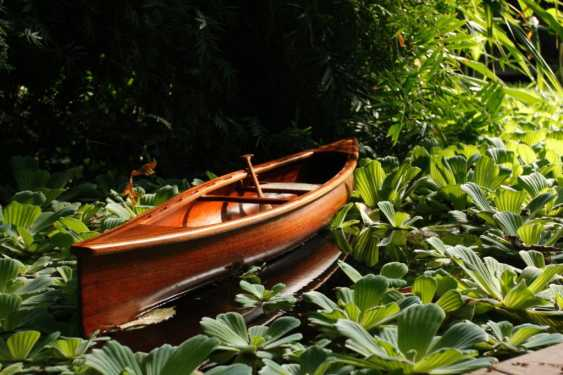 Igor Marukha. Canoe model - photo 11