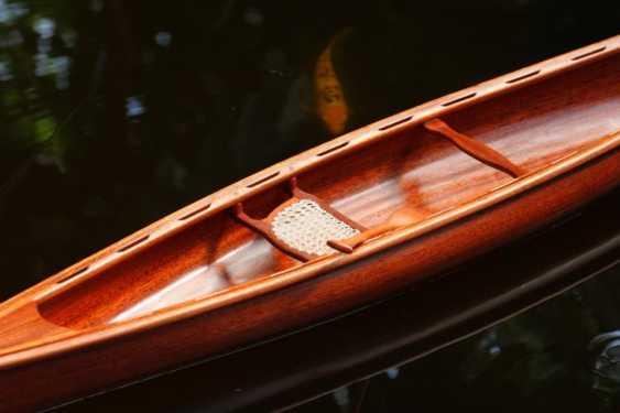 Igor Marukha. Canoe model - photo 13