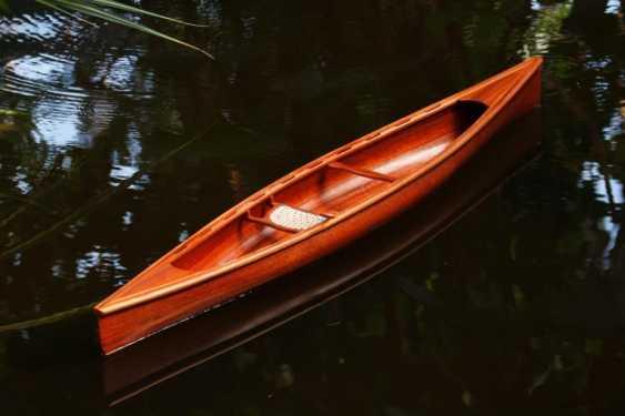 Igor Marukha. Canoe model - photo 14