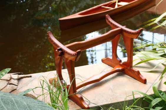 Igor Marukha. Canoe model - photo 15