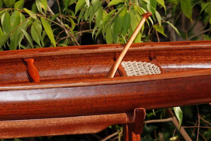 Igor Marukha. Canoe model - photo 16