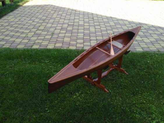 Igor Marukha. Canoe model - photo 18