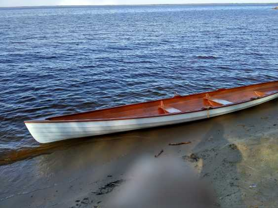 Igor Marukha. Annapolis wooden boat - photo 1