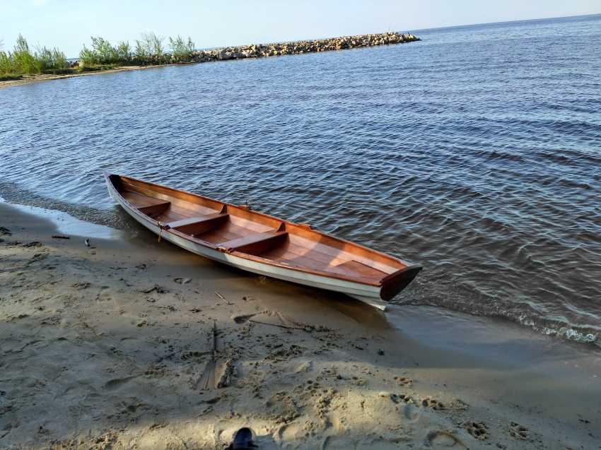 Igor Marukha. Annapolis wooden boat - photo 2