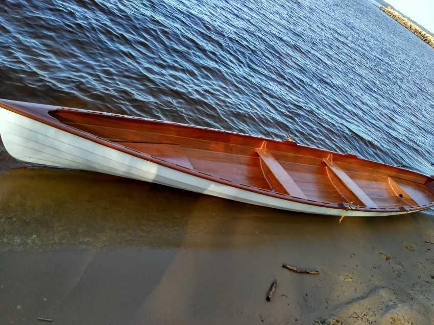 Igor Marukha. Annapolis wooden boat - photo 5