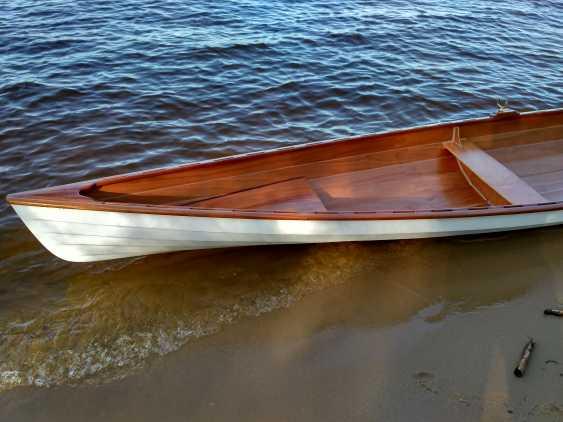 Igor Marukha. Annapolis wooden boat - photo 7