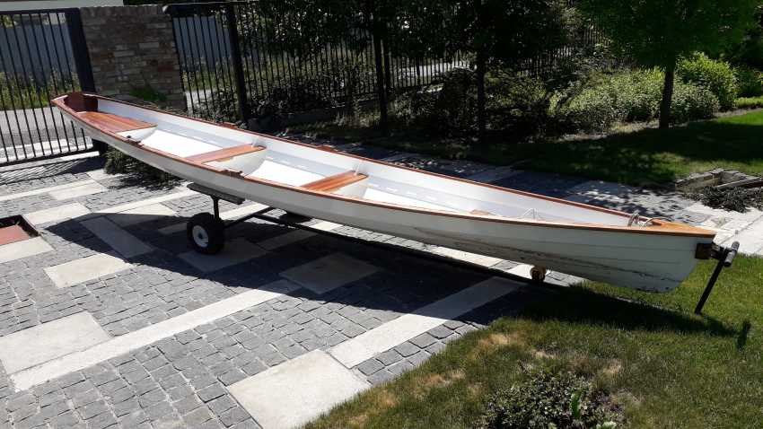 Igor Marukha. Annapolis wooden boat - photo 10