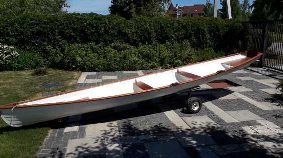 Igor Marukha. Annapolis wooden boat - photo 11