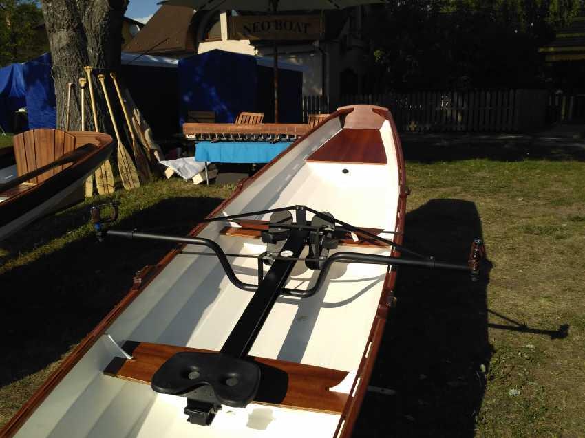 Igor Marukha. Annapolis wooden boat - photo 12