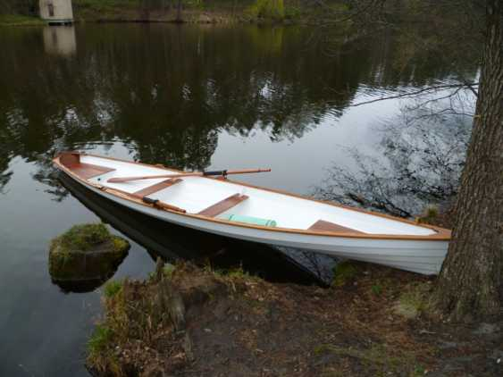 Igor Marukha. Annapolis wooden boat - photo 14