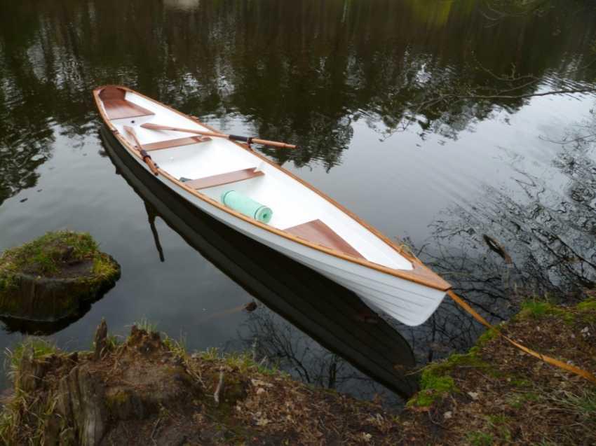 Igor Marukha. Annapolis wooden boat - photo 15
