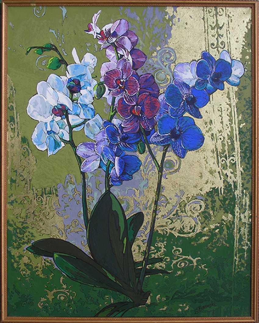 Sergiy Borovskiy. Orchids - photo 1
