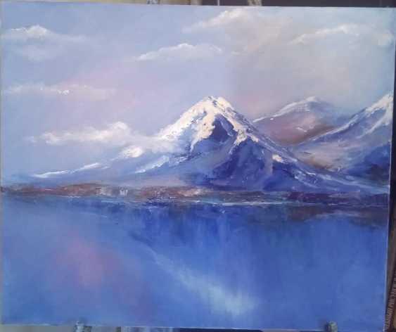 Liliya Kutishenko. Mountains - photo 1