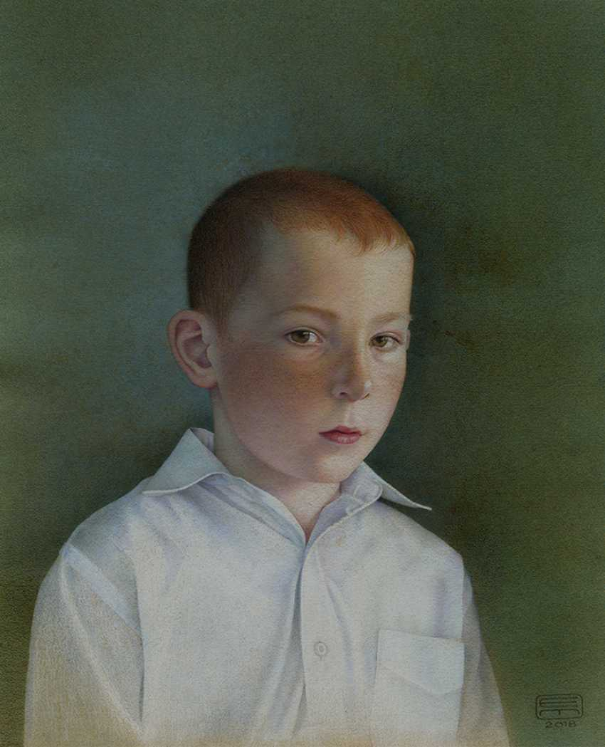 "Eugeniy Molodin. ""Red"" - photo 1"