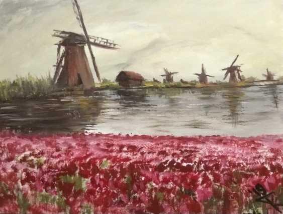 Nataliya Kashubina. Spring in Holland / Spring in Holland - photo 1