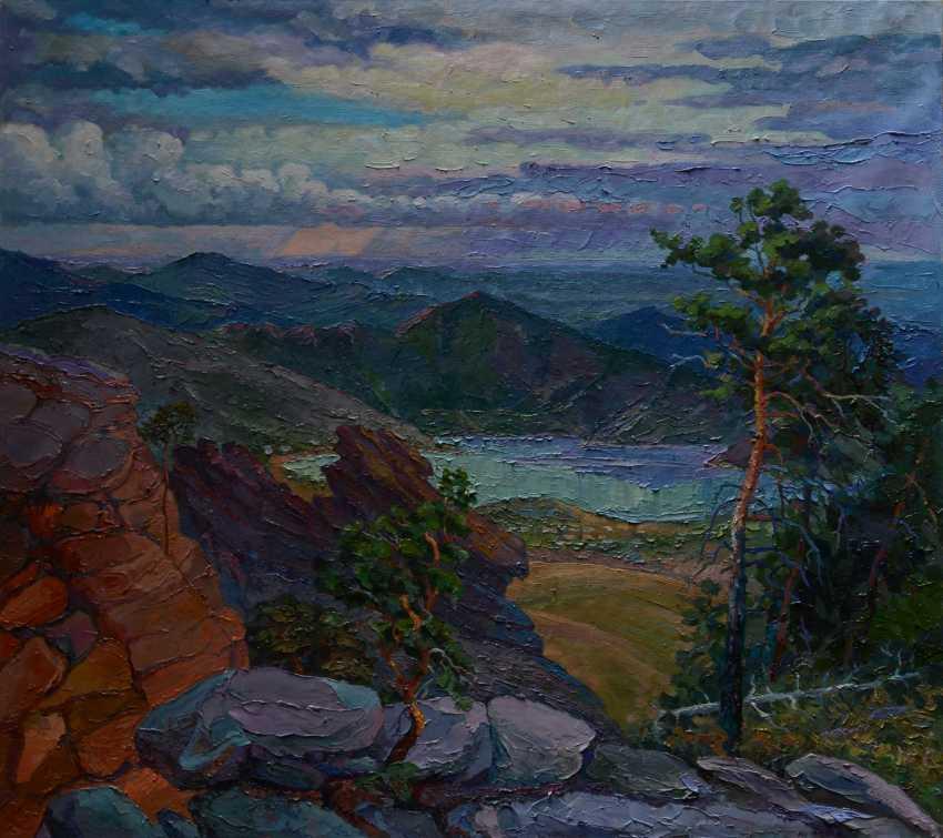 Sergey Kolokoltsov. Jasybai. Bayanaul mountains. - photo 1
