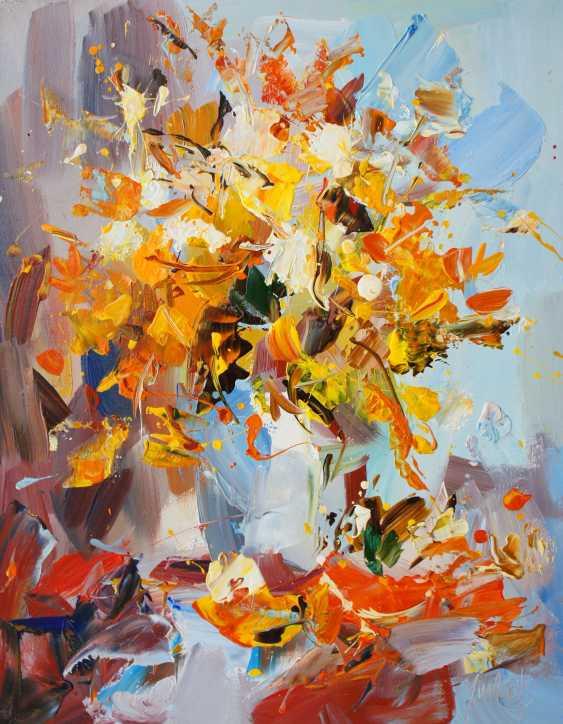 Valeriy Ushkov. Autumn bouquet. - photo 1