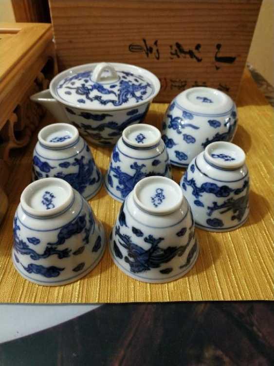 Japanese tea set - photo 1