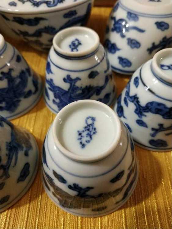 Japanese tea set - photo 3