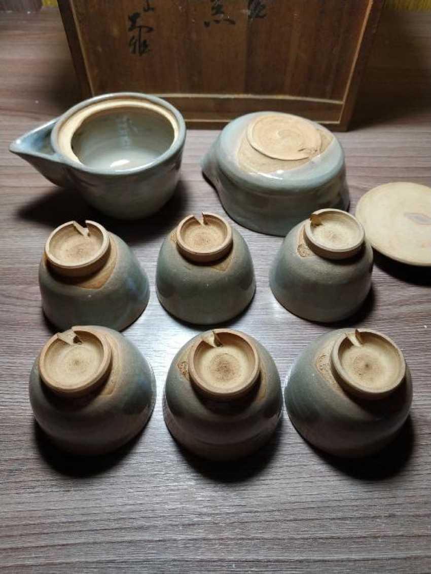 Japanese tea set - photo 2