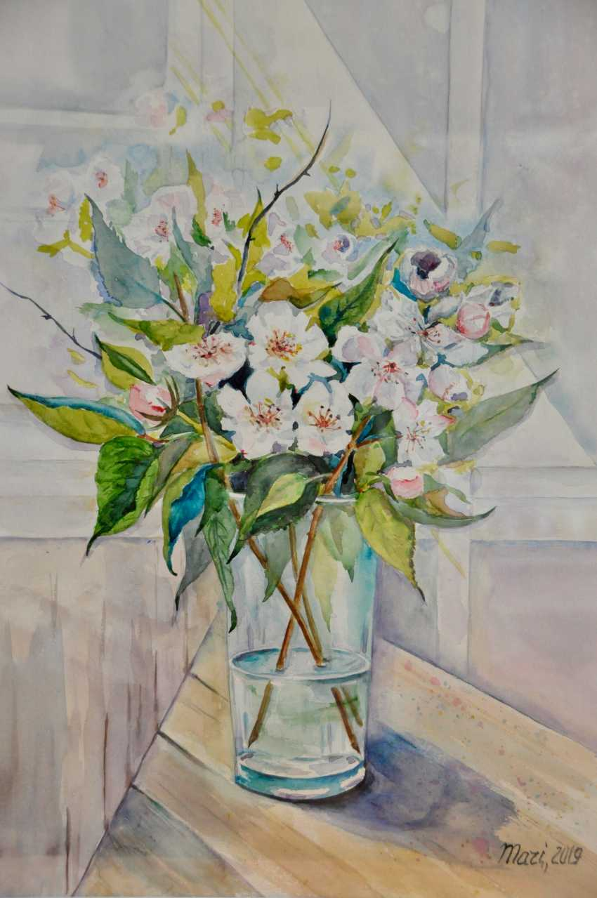 Maryna Pashchenko. Bouquet the may garden. - photo 1