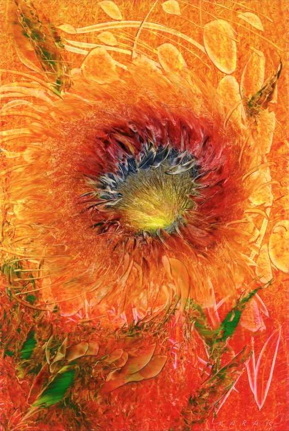 """KARAK"" Bolotbek Karakeev. ""Sunflower"" - photo 1"