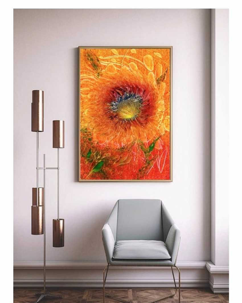 """KARAK"" Bolotbek Karakeev. ""Sunflower"" - photo 2"