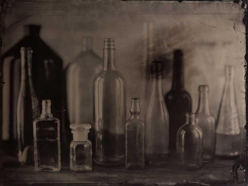 Serhii Poznanskyi. still life with glass - photo 1