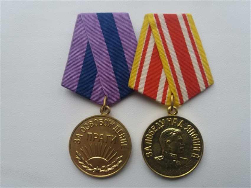 Medal Prague,Japan - photo 1