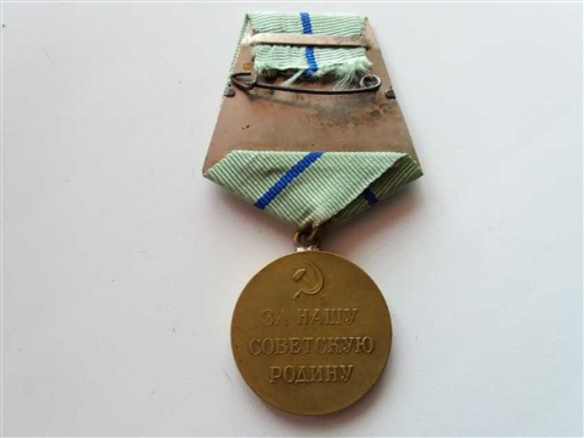 Medal Parisano world war II 2nd degree - photo 2