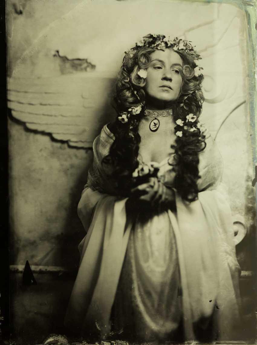 Serhii Poznanskyi. strange angel - photo 1