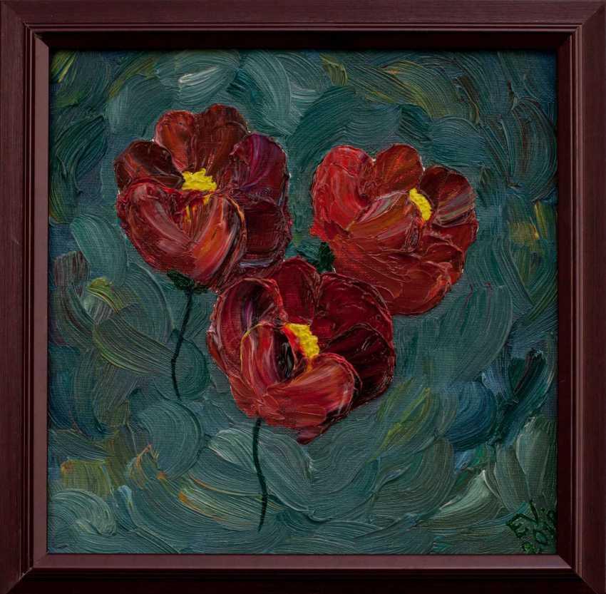 "Elena Vart. ""Flowers"" - photo 1"