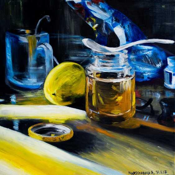 Alena Martsyanava. Honey and lemon - photo 1