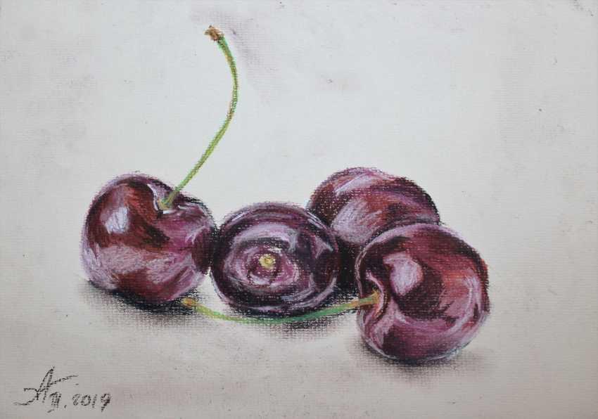 Alena Martsyanava. Cherries - photo 1