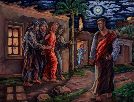 Oleg Lytvynenko. The Repentance Of The Apostle Peter - photo 1