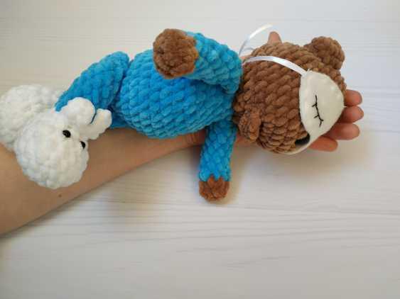 Tanya Derksch. bear-owl - photo 3