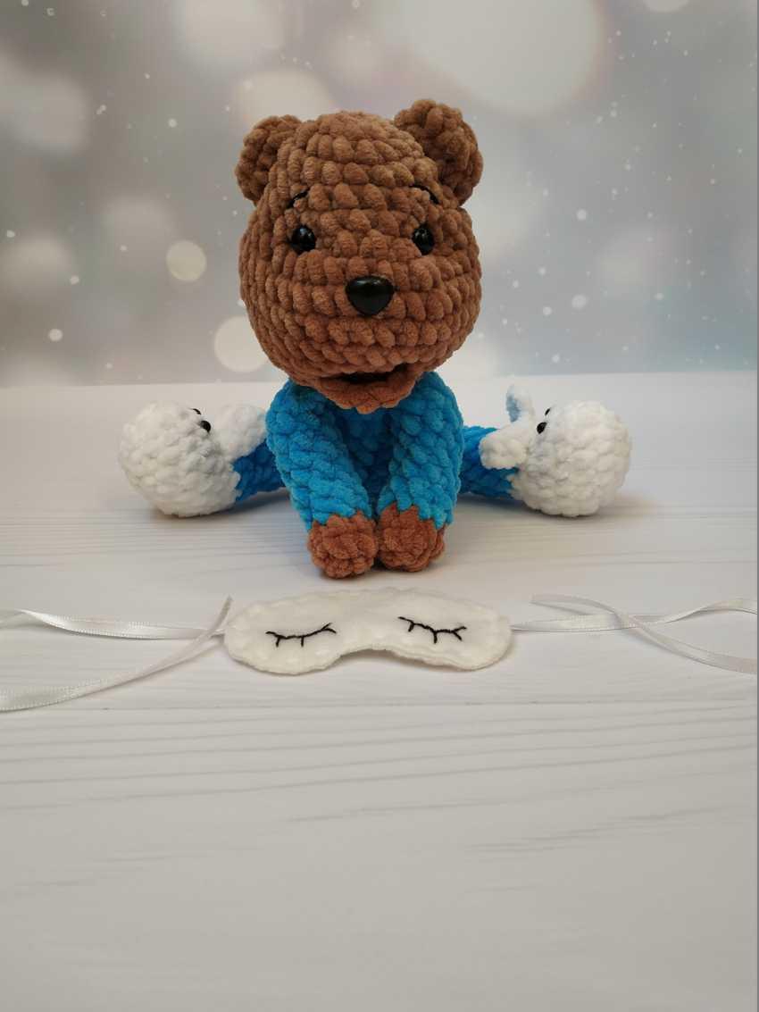 Tanya Derksch. bear-owl - photo 6