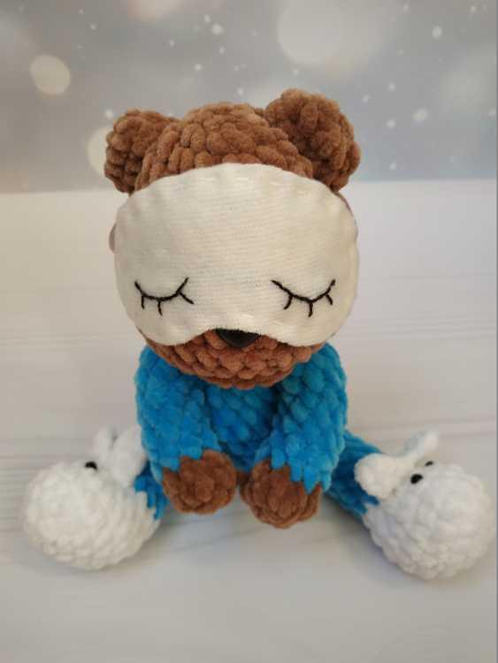 Tanya Derksch. bear-owl - photo 7