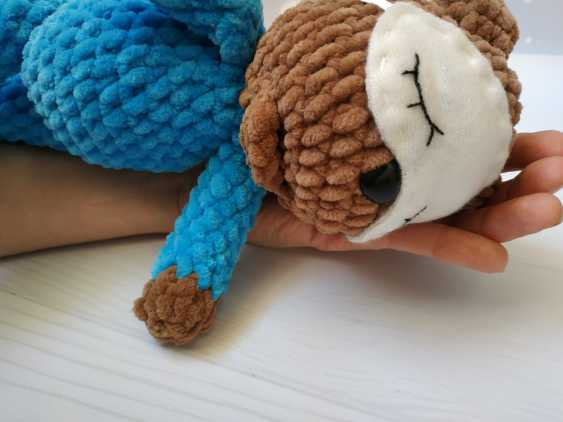 Tanya Derksch. bear-owl - photo 8