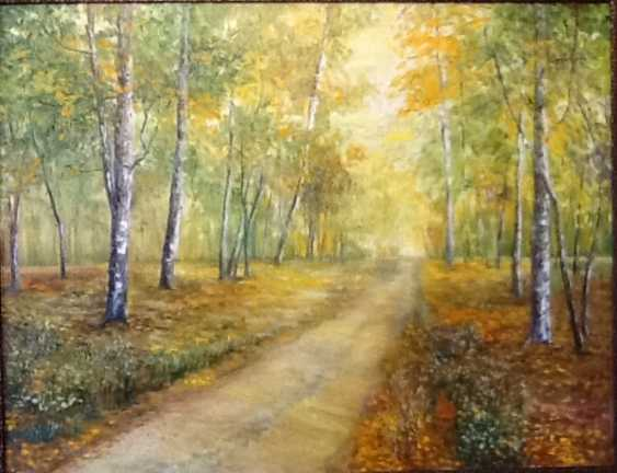 Galina Timofeevskaya. Gold autumn - photo 1