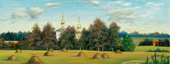 Alina Glimyanova. irgendwo in der Nähe von Moskau - Foto 1
